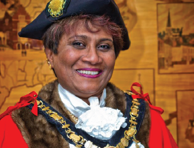 Harrow Council in UK elects first female Muslim mayor