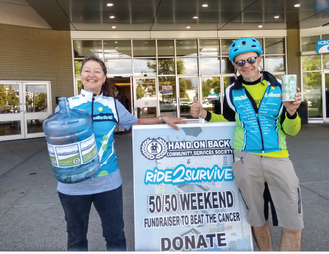 Ride2Survive makes Summer Giving Easy —Over $7 000 000 raised in 14 years