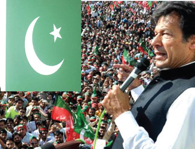 New Sheriff in Pakistan – Kaptaan Imran Khan