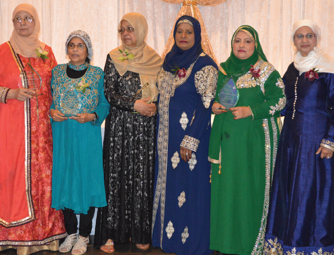 Women Council celebrates Eid with Sisters.