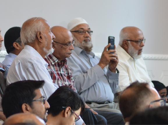 Opening of the Kelowna Masjid As-Salaam