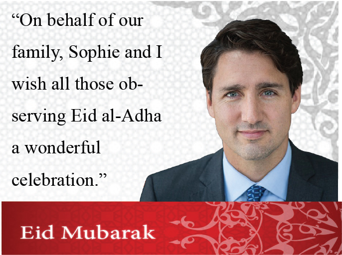Statement by the Prime Minister on Eid al-Adha