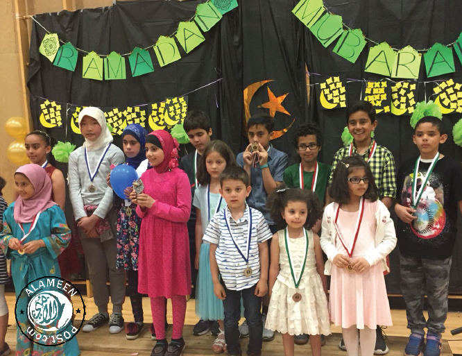 The Egyptian Academy for Arabic and Islamic studies concluded its school year with three major events.