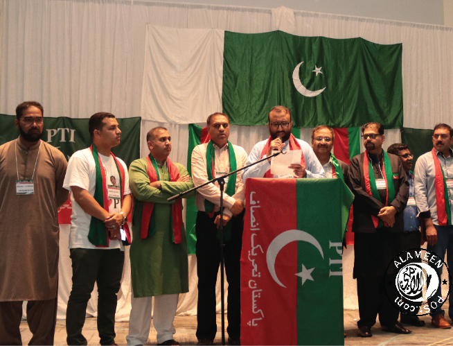Vancouver Celebrates PTI victory on Eid Ul Adha Occassion