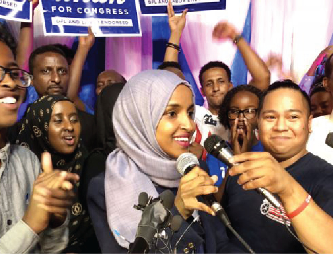 Ilhan Omar Closer to Becoming First African Refugee in US Congress