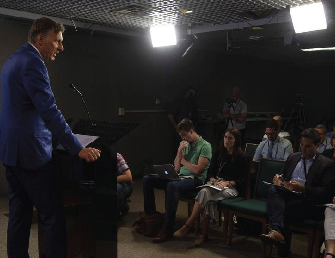 Maxime Bernier: Why my new political movement? Because Canada has been hijacked