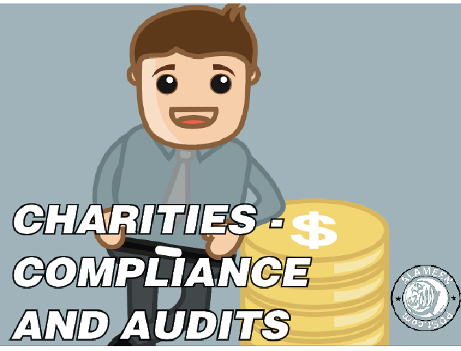 Charities - Compliance and audits