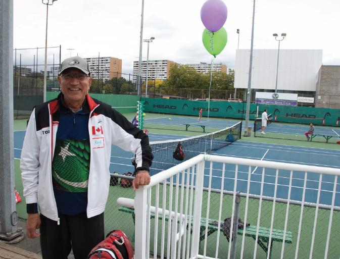 Pakistani Community and Sports