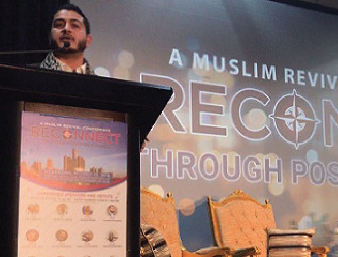 Historic Conference Inaugurated by the Detroit Muslim Community