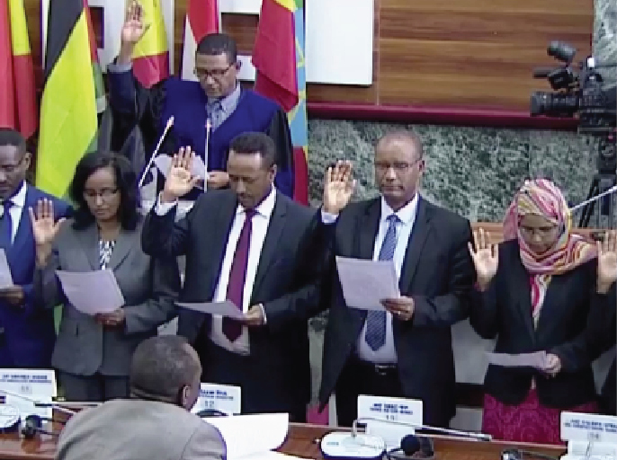 Ethiopia: Gender parity in Abiy Ahmed's new cabinet