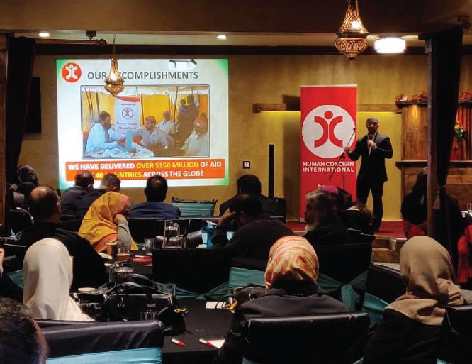 HCI Imam Khalid Latif - Orphan Sponsorship Fundraiser
