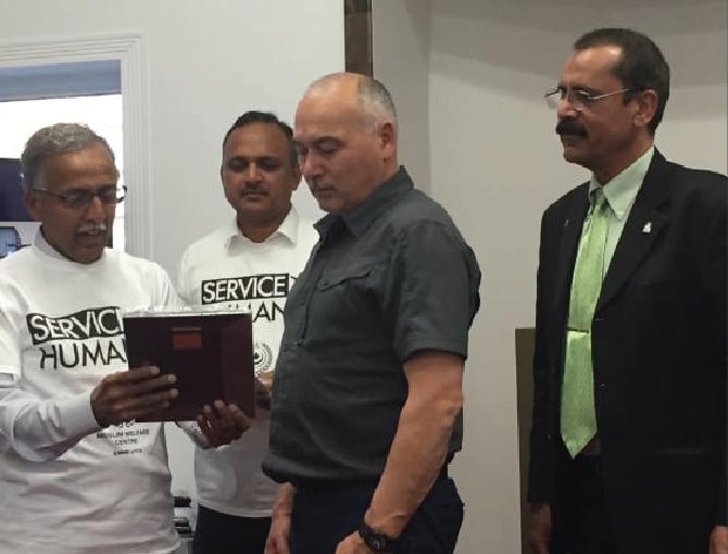 Islamic Society of Nunavut opens food bank in Iqaluit