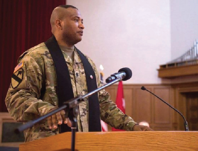 Meet US Highest-Ranking Muslim Army Chaplain