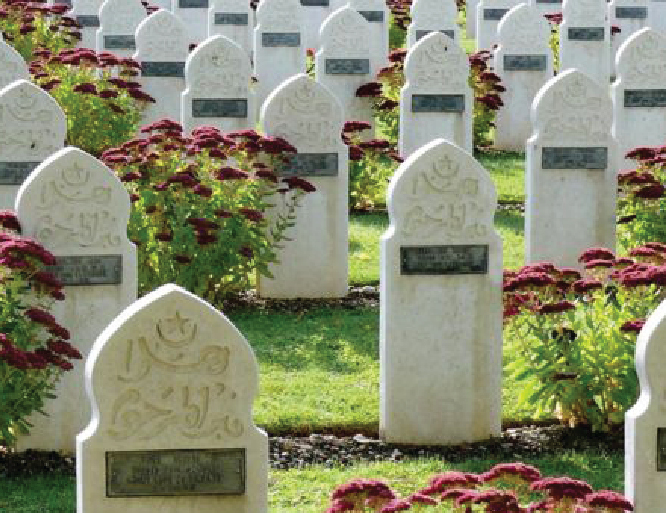 Forgotten Muslim soldiers of World War One 'silence' far right