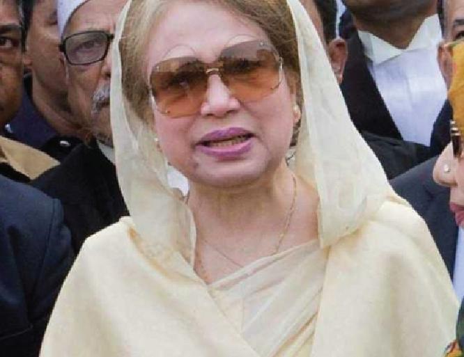 Bangladesh court bars opposition leader from polls