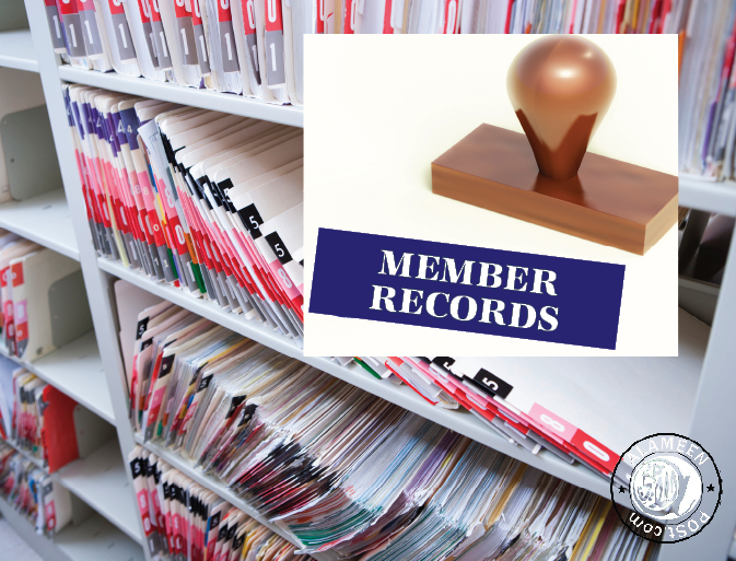 Proper membership Record Keeping Obligations for charities