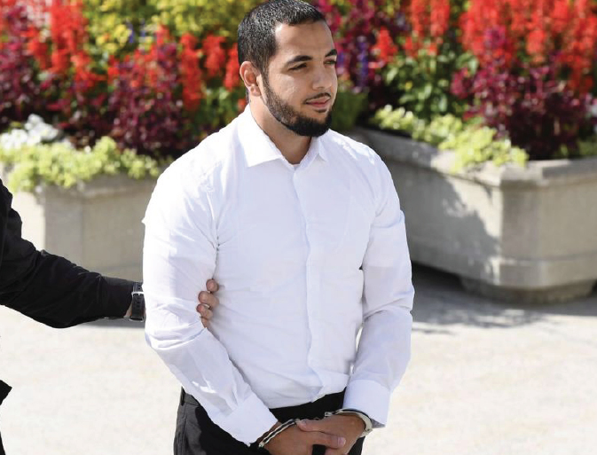 Ottawa terror trial's key Crown witness describes how he became an RCMP agent