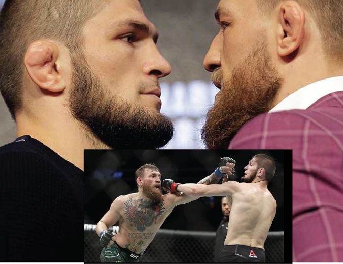 $30 Mln for Khabib's Epic Rematch with McGregor