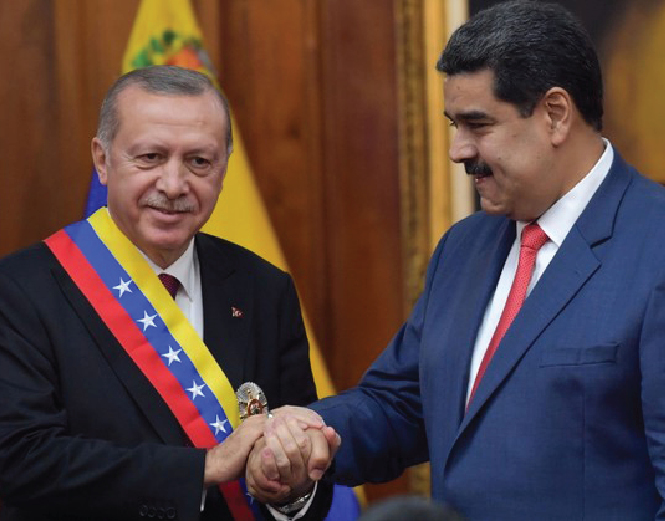Turkey to build mosque in Caracas upon Venezuela's request