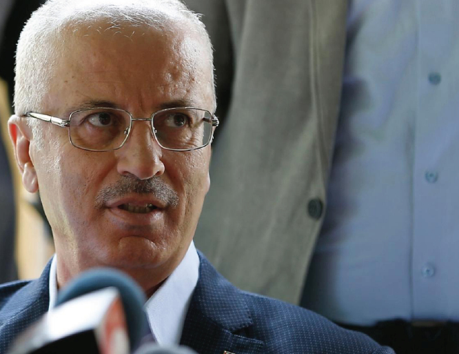 Palestinian PM offers resignation amid stormy political climate