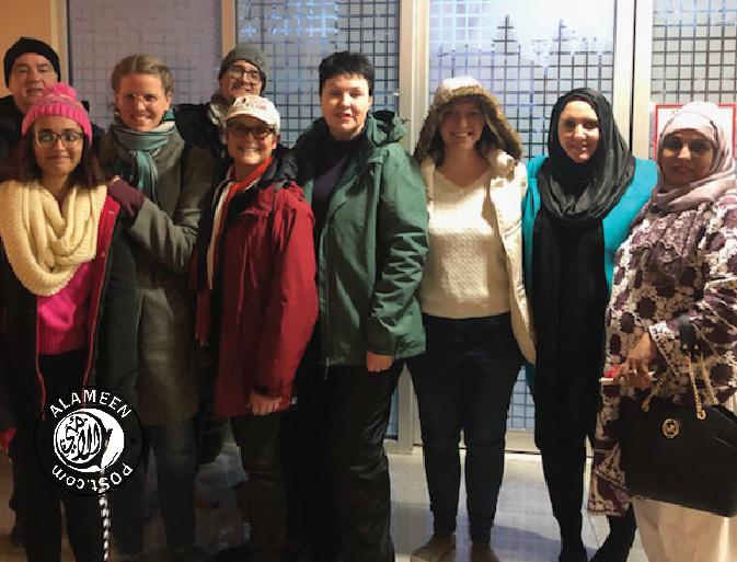 Surrey Interfaith Pilgrimage 2019