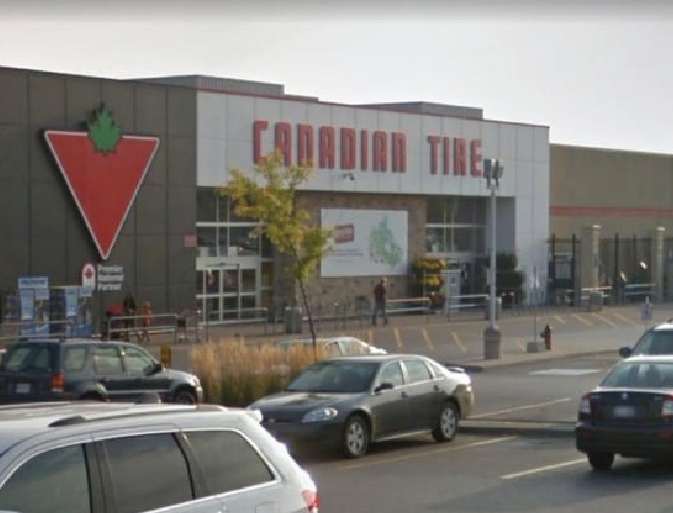 Woman who admitted to attack at Canadian Tire found guilty on terror charges