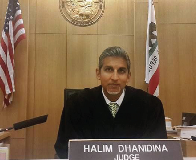California's 1st Muslim Judge Speaks on Faith & Public Service