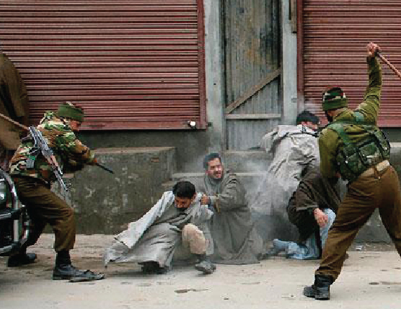 India wants Kashmir – Not Kashmiris