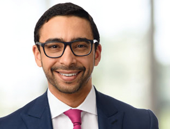 Canadian Muslim Appointed Chair of International Law Firm