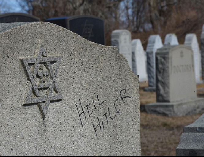 Muslim Charity Raises $5K to Repair Vandalized Jewish Cemetery