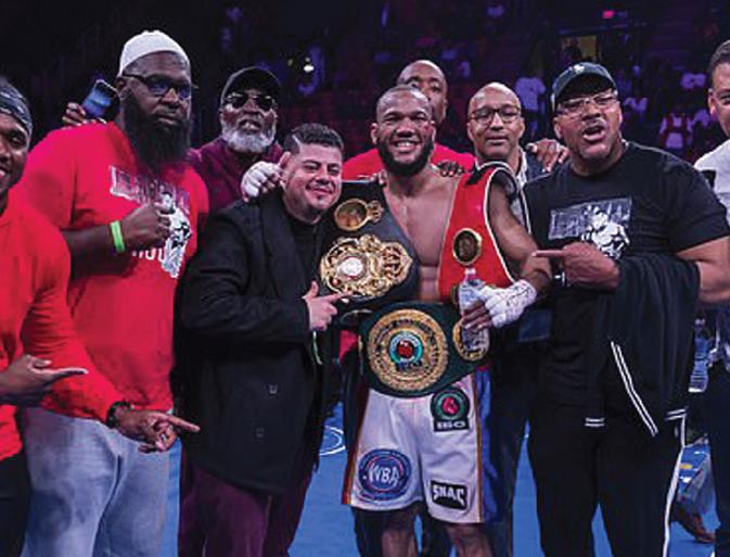This Muslim Boxer Won World Title During Ramadan