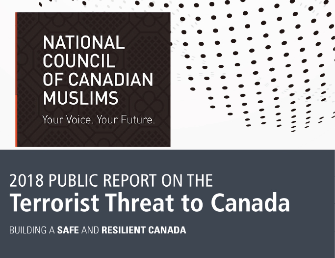 "Re: ""Updated Terminology Used in the 2018 Security Report: A Welcome Relief for the Muslim Community"", May 3, 2019, Al-Ameen Post"