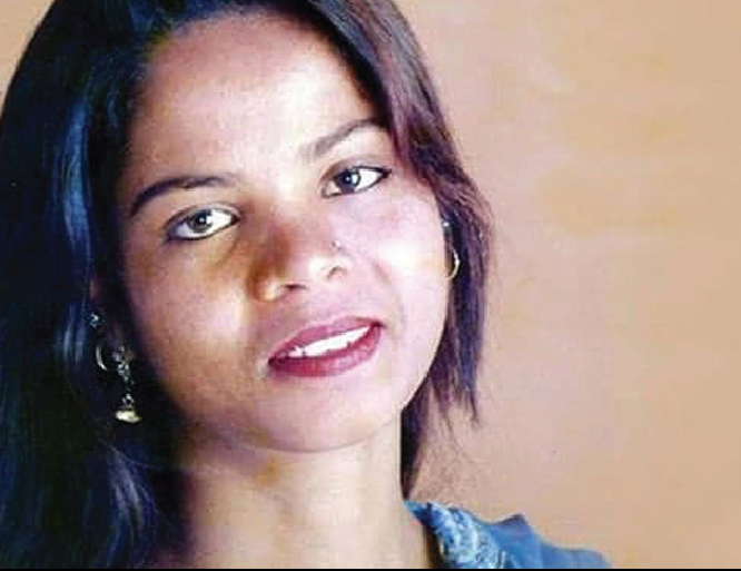 Member of Parliament Garnett Genuis, issues statement on Asia Bibi's Arrival to Canada