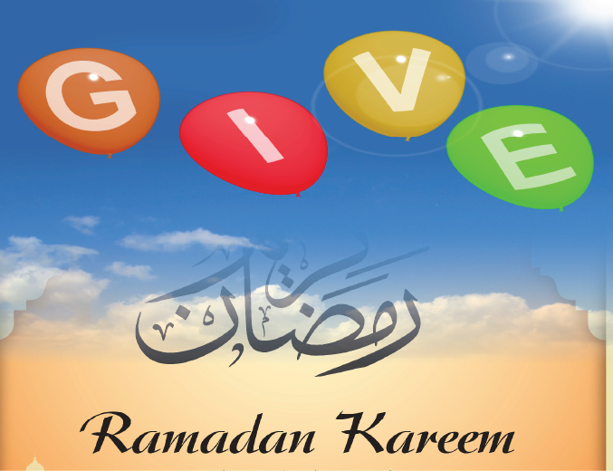 Charity in the month of Ramadan
