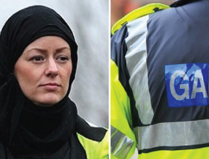 Ireland Allows Muslim Police Officers to Wear Hijab