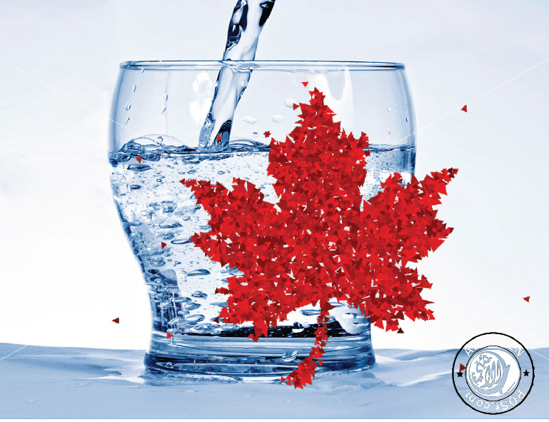 """""""CREATE YOUR CANADA"""" WINNING ENTRY TO PROVIDE RIGHT TO SAFE DRINKING WATER FOR INDIGENOUS PEOPLES"""