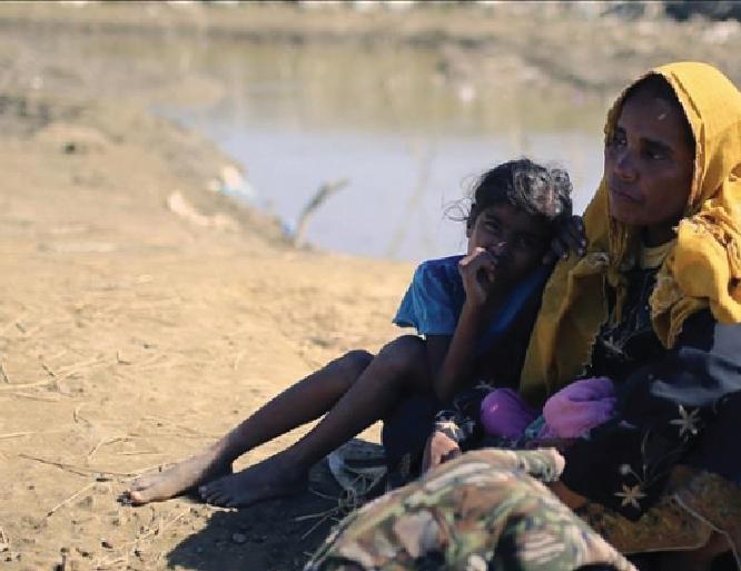 Rohingya fearing repatriation flee India for Bangladesh