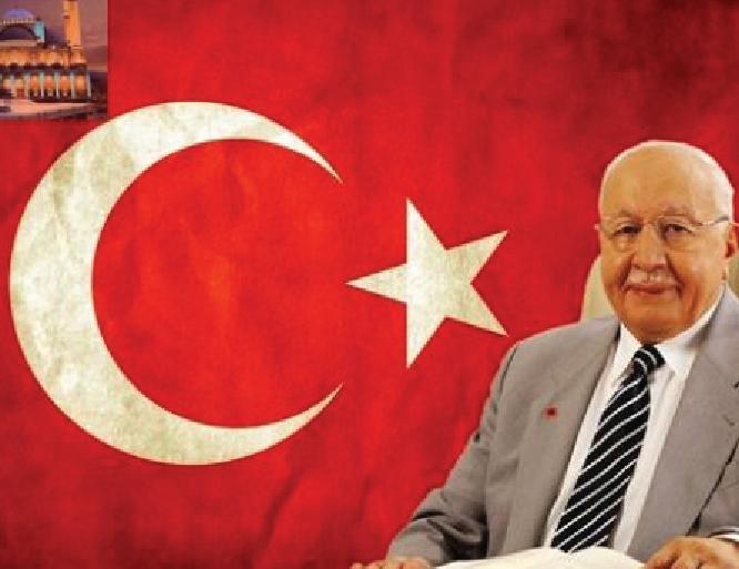 Turkey's Necmettin Erbakan : The founder New World Vision
