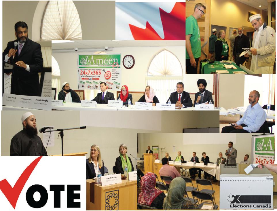 Muslim Vote Matters.