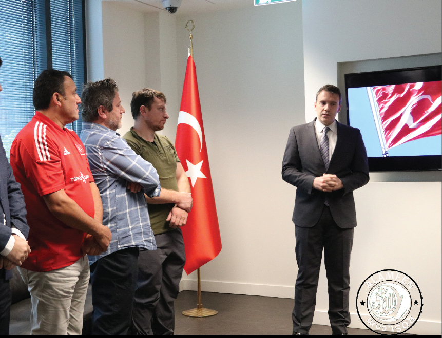 Consulate of Turkey in Vancouver commemorates 3rd anniversary of coup attempt