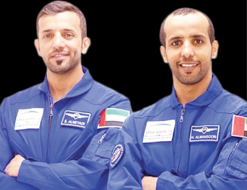 Emirati astronaut prepares to join elite Arab space club