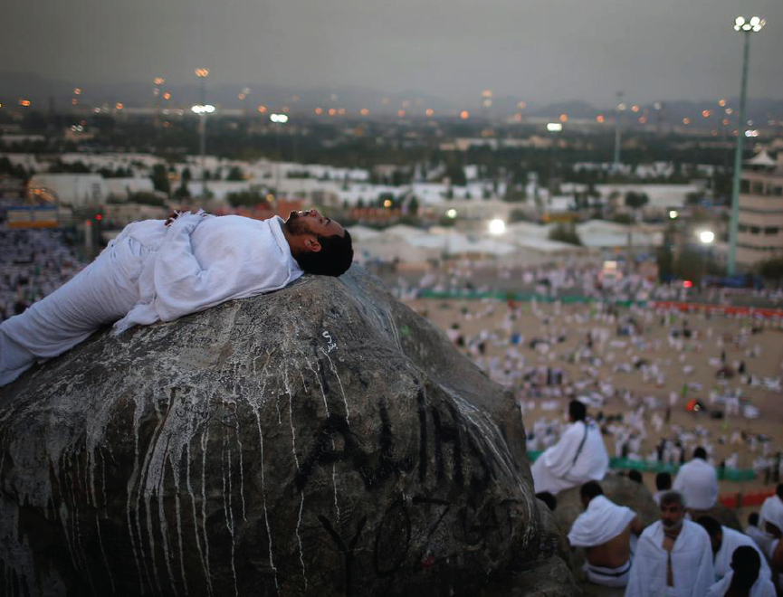 Strangest Journeys to Makkah for Hajj