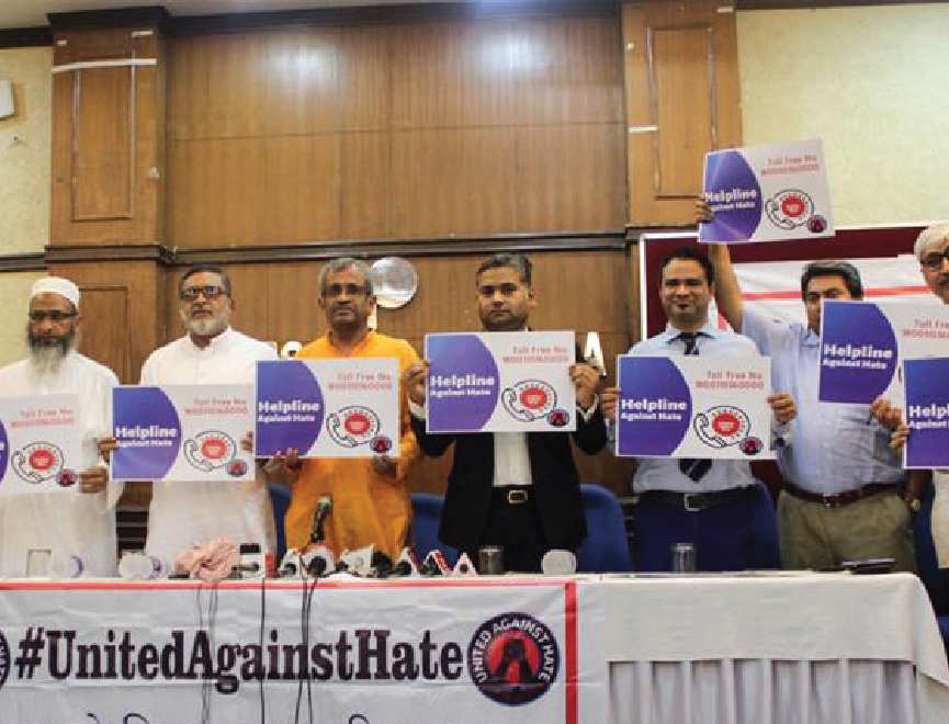 Indian activists launch helpline for hate crimes victims