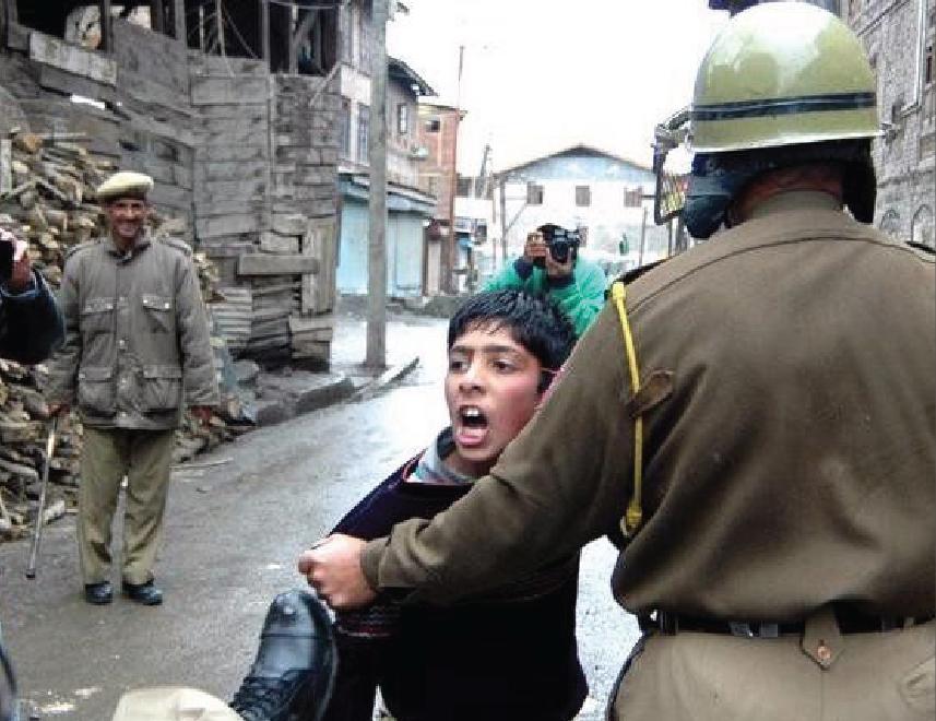 Kashmir's future in Limbo: Palestine 2.0