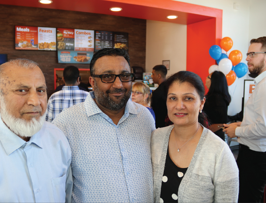 SURREY GETS A TASTE OF HALAL FRIED CHICKEN AT A NEW MARY BROWNS LOCATION