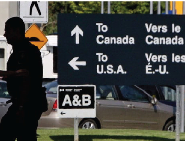 Immigration lawyers report Canadian Muslims being denied entry to U.S.