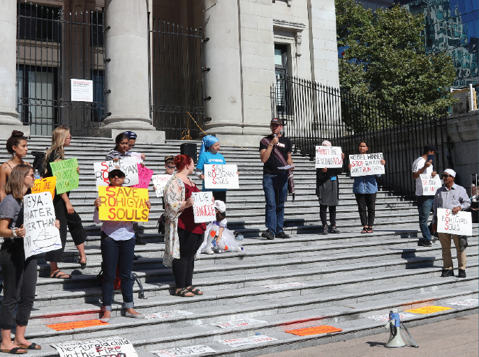 Vancouver Marks Rohingya Genocide Remembrance Day
