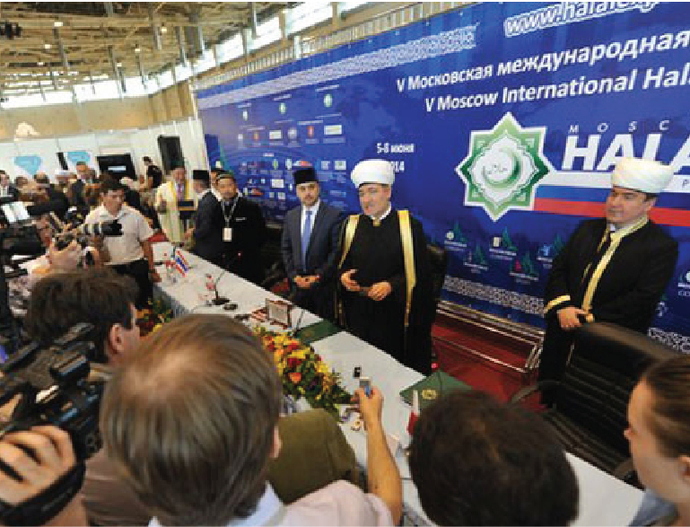 Halal Food Business Flourishes in Moscow
