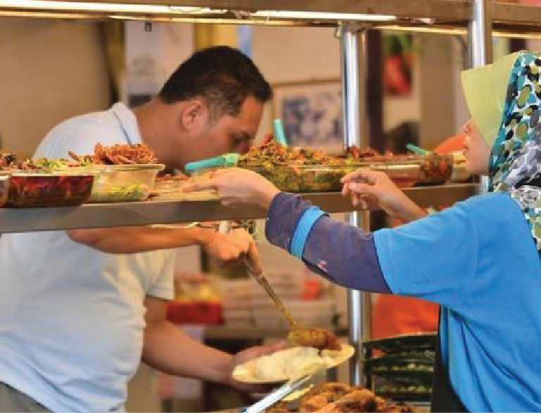 Japan Will Prepare Halal Food for Muslim Visitors During Tokyo Olympics 2020