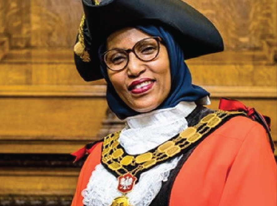 In conversation with Rakhia Ismail, the UK's first Somali-born Mayor